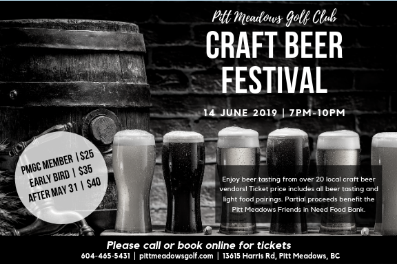 Craft Beer Festival - June 14th!