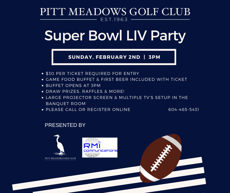 Join us for Super Bowl LIV Party!