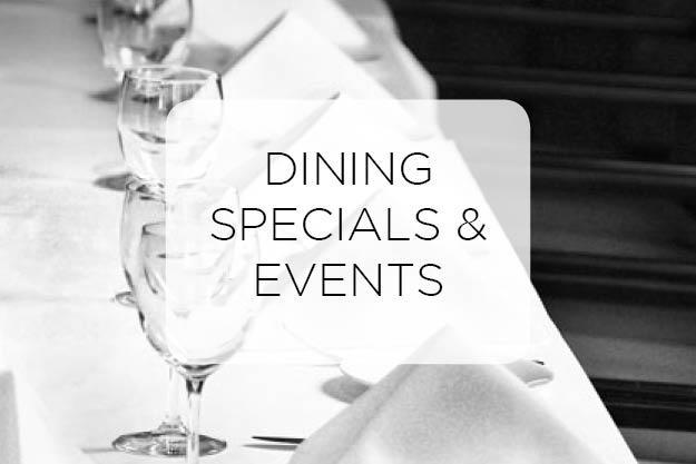 Dining Events