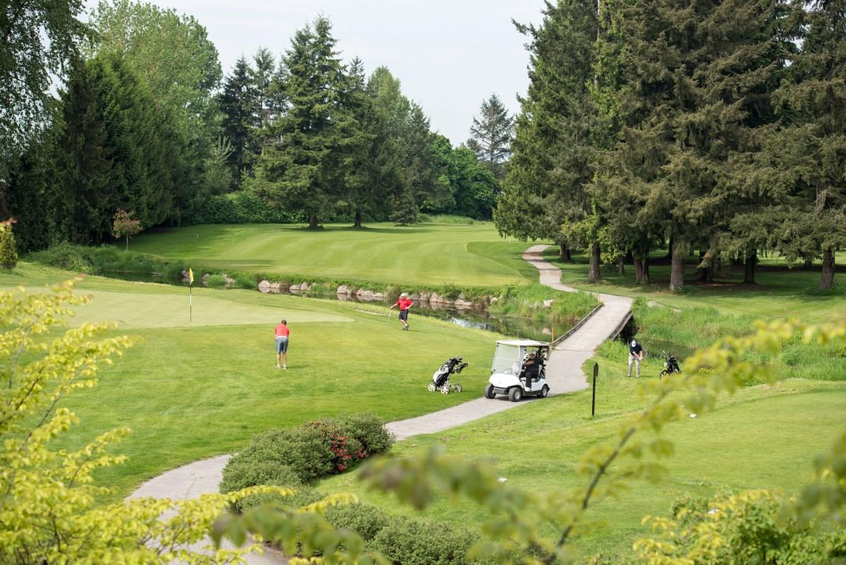 Pitt Meadows Golf Club 9