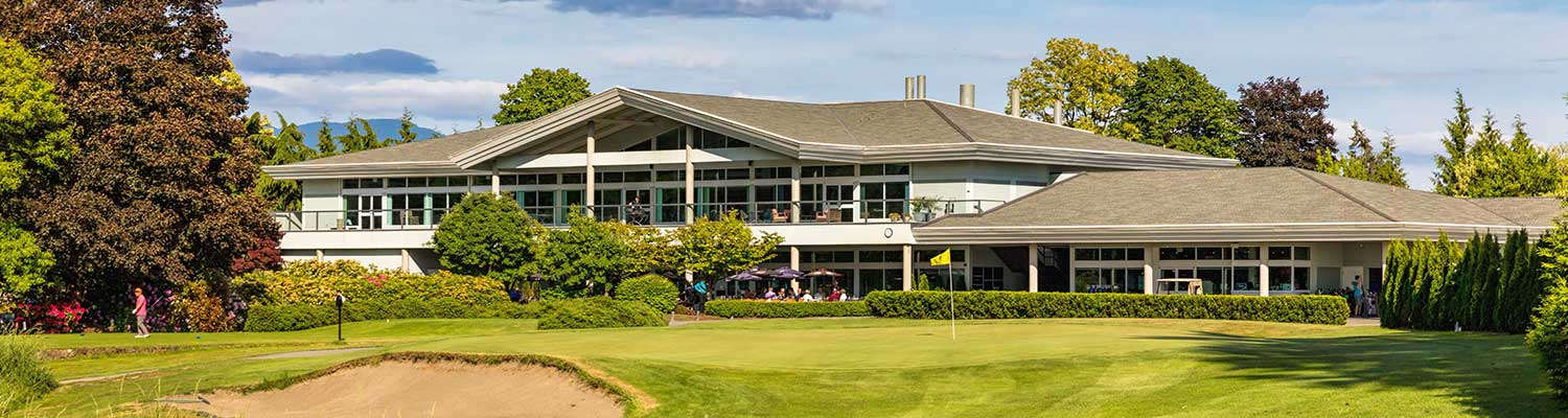 Fraser Valley Golf Membership